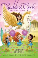 Cover image for The girl games