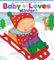Cover image for Baby loves winter!
