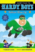 Cover image for Balloon blow-up