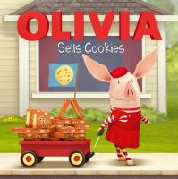 Cover image for Olivia sells cookies