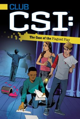 Cover image for The case of the plagued play