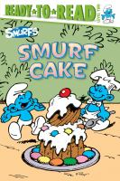 Cover image for Smurf cake