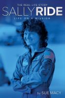 Cover image for Sally Ride : life on a mission