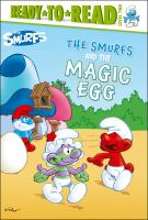Cover image for The Smurfs and the magic egg