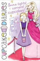 Cover image for Emma, lights! camera! cupcakes!