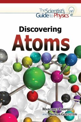Cover image for Discovering atoms