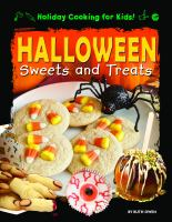 Cover image for Halloween sweets and treats