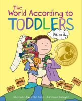 Cover image for The world according to toddlers