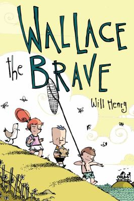 Cover image for Wallace the brave