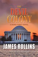 Cover image for The devil colony a Sigma Force novel