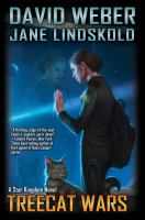 Cover image for Treecat wars : a Star Kingdom novel