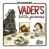 Cover image for Vader's little princess