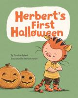 Cover image for Herbert's first Halloween