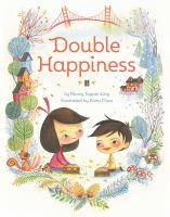 Cover image for Double-happiness