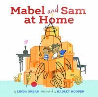 Cover image for Mabel and Sam at home