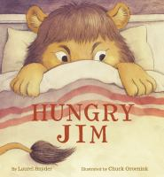 Cover image for Hungry Jim