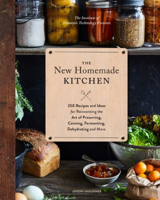 Cover image for The new homemade kitchen