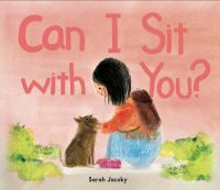 Cover image for Can I sit with you?