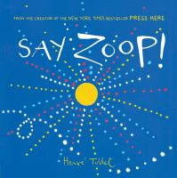 Cover image for Say zoop!