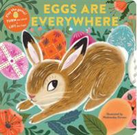 Cover image for Eggs are everywhere