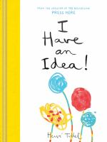 Cover image for I have an idea!