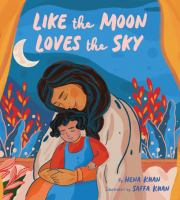 Cover image for Like the moon loves the sky