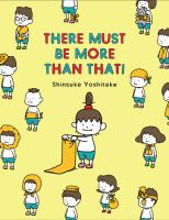Cover image for There must be more than that!
