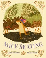 Cover image for Mice skating