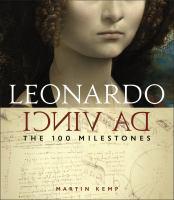 Cover image for Leonardo da Vinci : the 100 milestones