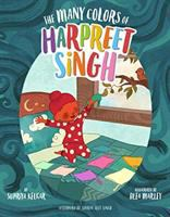 Cover image for The many colors of Harpreet Singh