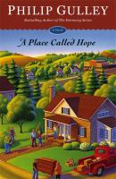 Cover image for A place called Hope : a novel