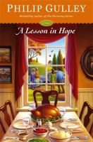Cover image for A lesson in Hope : a novel