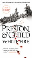Cover image for White fire