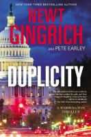 Cover image for Duplicity : a novel