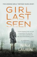Cover image for Girl last seen : a novel