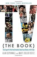 Cover image for TV (the book) : two experts pick the greatest American shows of all time