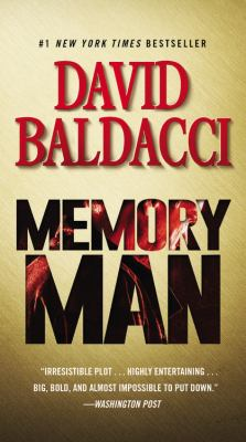Cover image for Memory man