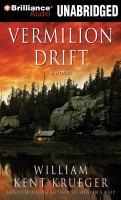 Cover image for Vermilion drift a novel