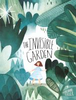 Cover image for The invisible garden