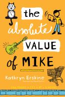 Cover image for The absolute value of Mike