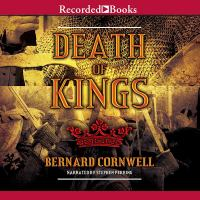 Cover image for Death of kings : a novel