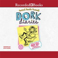 Cover image for Dork diaries : tales from a not-so-graceful ice princess