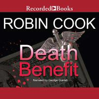 Cover image for Death benefit