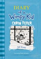 Cover image for Diary of a wimpy kid : cabin fever
