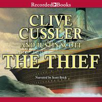 Cover image for The thief : an Isaac Bell adventure