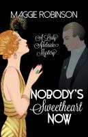 Cover image for Nobody's sweetheart now