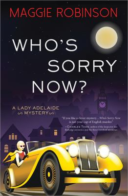 Cover image for Who's sorry now?