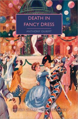 Cover image for Death in fancy dress