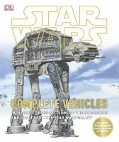 Cover image for Star Wars : complete vehicles