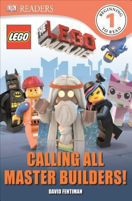 Cover image for Calling all master builders!